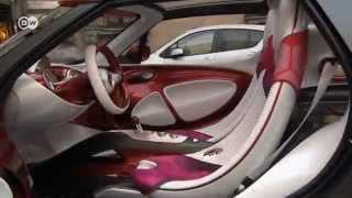 سيارة سمارت كونسبتر فورستارس | عالم السرعة