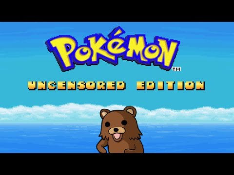 Pokemon Uncensored Edition