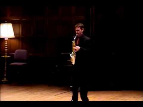 Doug O'Connor plays Worksong, by Christian Lauba