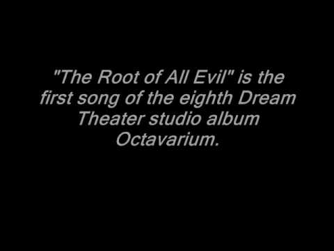 The Root Of All Evil (Dream Theater) - Acoustic Version