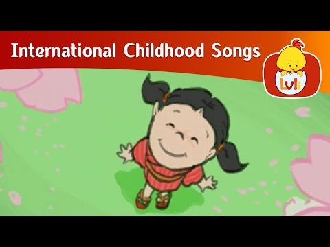 Cherry Blossoms - kids' songs, Japan