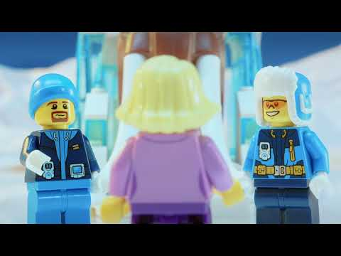 Lego City - Mohou mamuti znovu ožiť?