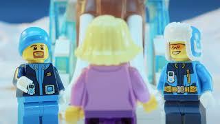 Lego City - Môžu mamuti znovu ožiť?