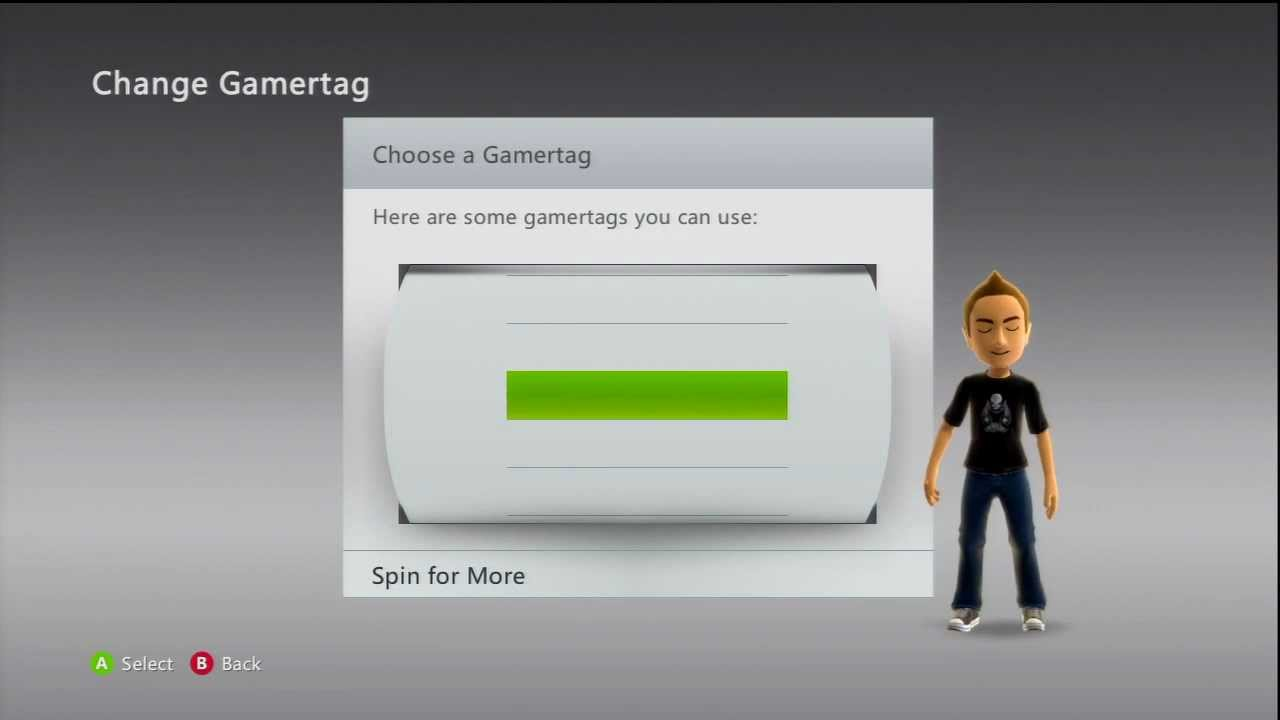 change gamertag