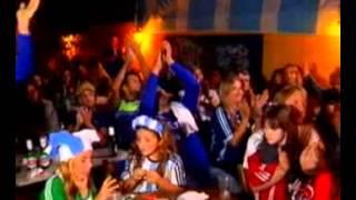 O terceiro lugar não empolgou os brasileiros, mas o segundo lugar da Argentina levantou a torcida que compareceu na Savassi para acompanhar a última festa da Copa do Mundo no Brasil.