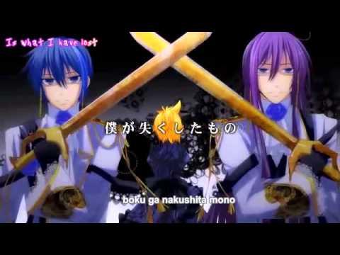 [Gakupo KAITO Len] LOVELESSxxx - Romaji & English subbed