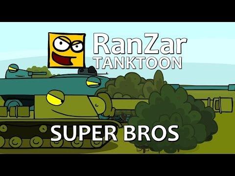 Tanktoon #71 - Super Bros.