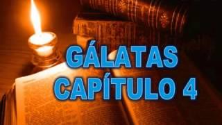 Carta A Los Gálatas Biblia Hablada Y Dramatizada