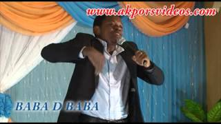 Baba D Baba in Laugh Out Loud Comedy Series 5