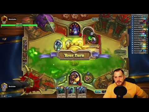 [Hearthstone]-How-to make it to Legend-Frozen Throne