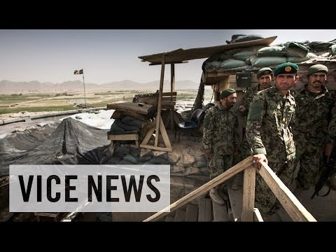 Inside the Afghan National Army (Part 5/5)