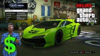 GTA V Online Glitch Novo Método Para Fazer Dinheiro