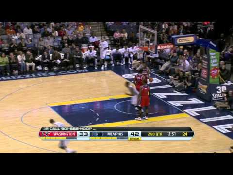 Washington Wizards vs Memphis Grizzlies | February 11, 2014 | NBA 2013-14 Season