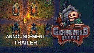 Graveyard Keeper - Bejelentés Trailer