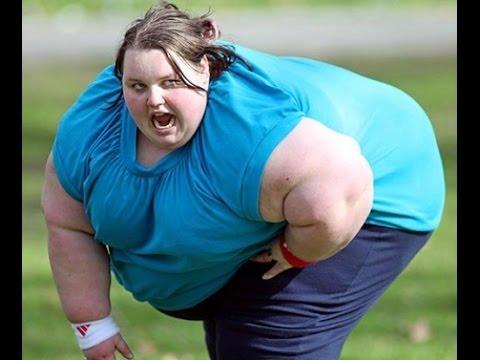 Tổng Hợp những người phụ nữ béo nhất thế giới
