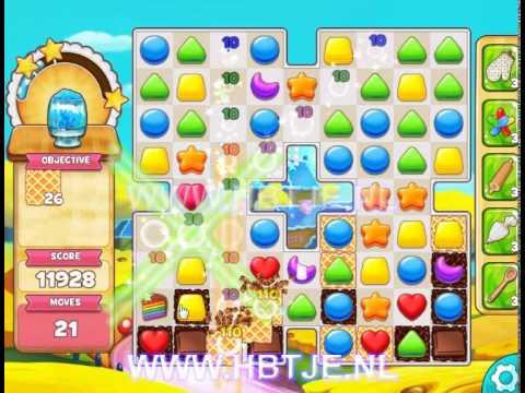 Cookie Jam level 35