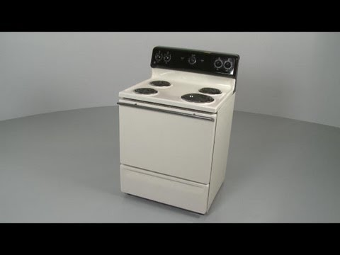 Ge Electric Range Disassembly Model Jbs03h2ct Range