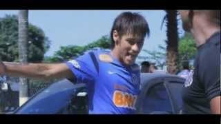Neymar Vs Gareth Bale Be Free 2012/2013 HD CO-OP