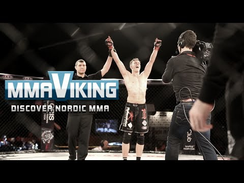 Thomas Formo EUMMA 8 Post Fight Interview