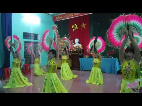 Múa Nét Việt - Giáo Họ Thư Xá (30/04/2016)
