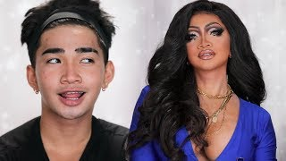 BRETMAN ROCK DRAG TRANSFORMATION | PatrickStarrr