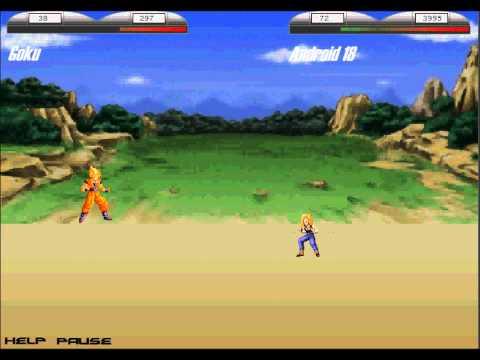 Dragon ball Z - Fighting Game Online, Dragon ball Z - Fighting Game Online - YouTube