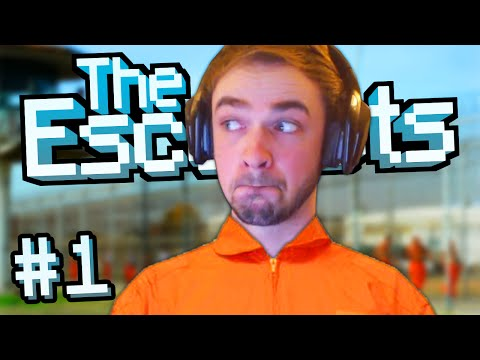 STUCK IN PRISON! - The Escapists #1