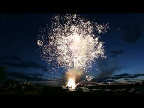 Northwest Pyrotechnics Association - Spring Shoot 2014