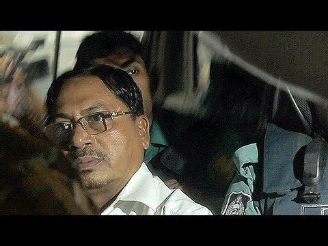 Kamaruzzaman Death Sentence Verdict Bangladesh War Crimes Trial UK Welsh Bangla TV News