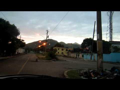 Percurso da Prova do Detran em Campo Grande Rj