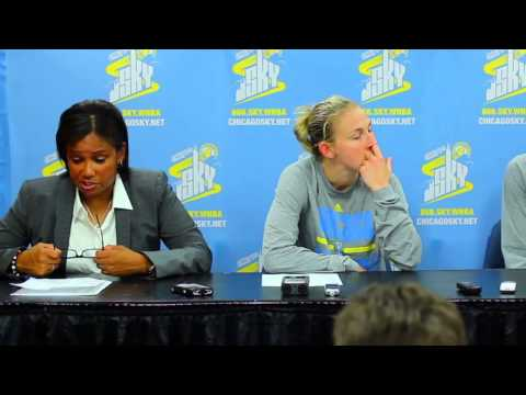 Chicago Sky 06/20/14 Post Game Report