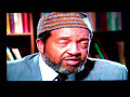 W.d.muhammad Tells How His Own Father Elijah Feared Malcolm.
