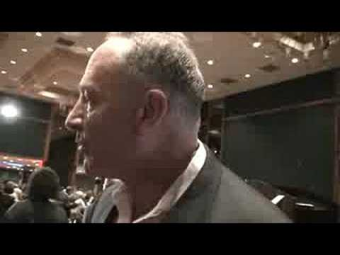 Chuck Schumer talking to  Reporters in Denver-August 24, Part 2