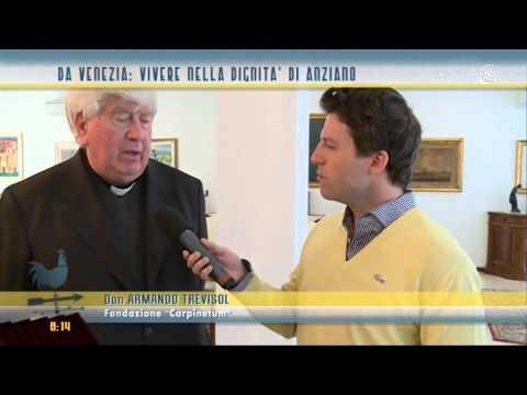 Dal centro Don Vecchi di Venezia: dignità e anziani