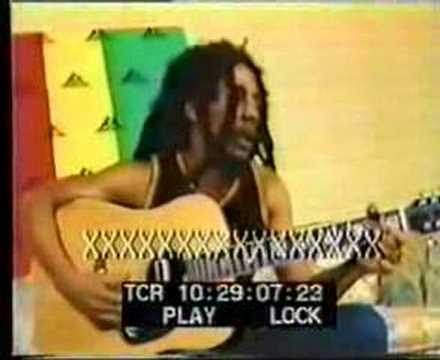 Bob Marley - Redemption Song (Acustic) Live in New York