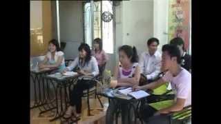 Rosa Thăm trung tâm dạy trẻ khuyết tật cầu hang - rosavn.net