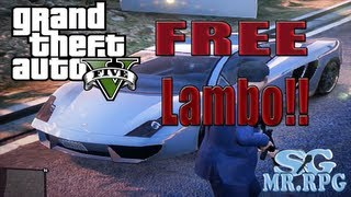GTA V: How To Get The Pagassi Vacca FREE