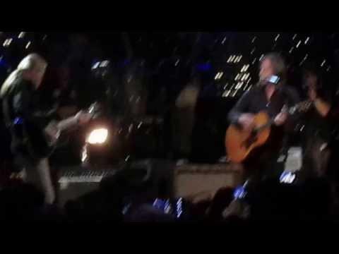 Gregg Allman, Jackson Browne, These Days, Fox Theatre, Atlanta, Jan 10, 2014