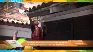 Ayuntamiento de Puerto Vallarta inicia rehabilitación de mercados municipales