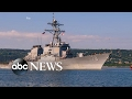 Russian Aircraft Buzzes US Navy ship 3 times in a day