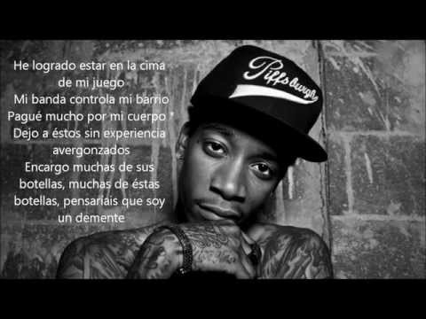 Wiz Khalifa feat. Akon - Let It Go HQ (Subtitulada español)