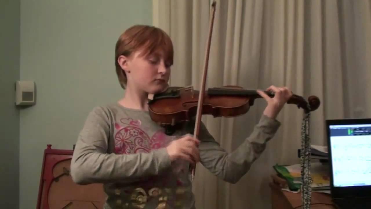 Suzuki Violin Book  Musette