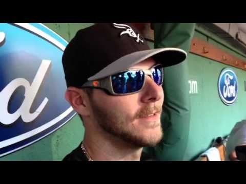 White Sox ace Chris Sale on All-Star vote