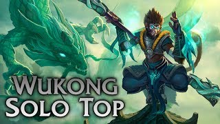 League Of Legends Jade Dragon Wukong Solo Top #2 Full