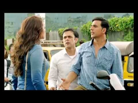 Akshay Kumar Holiday Movie Trailer - Akshay Kumar and Thamana