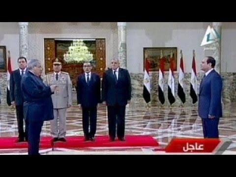Egitto: ha giurato il neoesecutivo