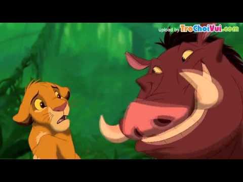 Trailer Phim Hoạt Hình Vua Sư Tử 3D 2011 - Lion King 3D