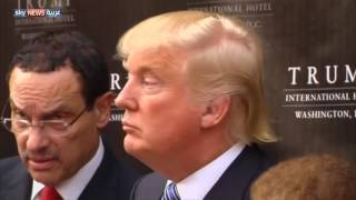 بالفيديو.. جدل بشأن استثمارات ترامب ومنصبه |