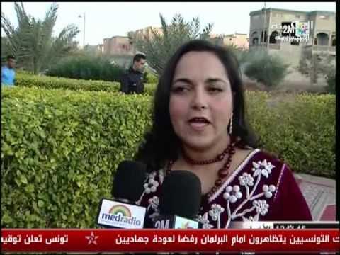 فيديو .. الدورة الثالثة عشر للمهرجان الدولي للفيلم عبر الصحراء بزاكورة 23-26 دجنبر 2016