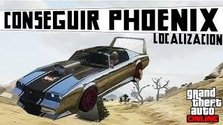 GTA V Online : Cómo Conseguir Imponte Phoenix